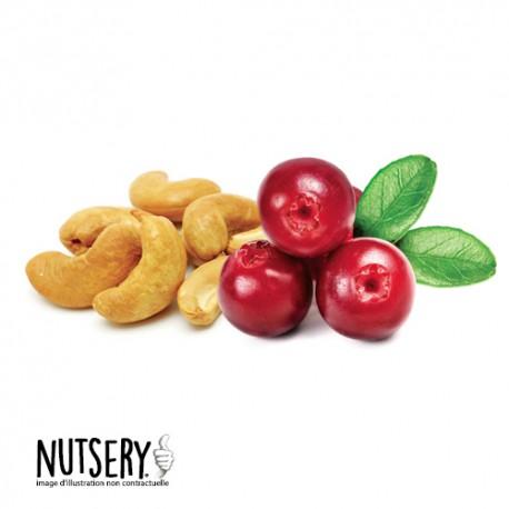 Noix de Cajou et Cranberries
