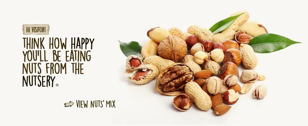 NUTS' MIX