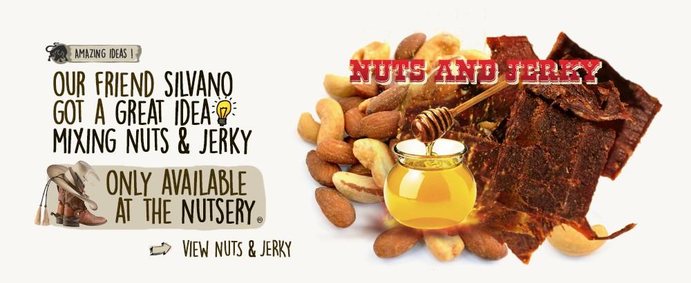 NUTS & JERKY